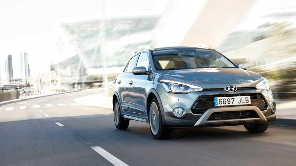 Hyundai i20 Active, precios y fotos del nuevo SUV urbano