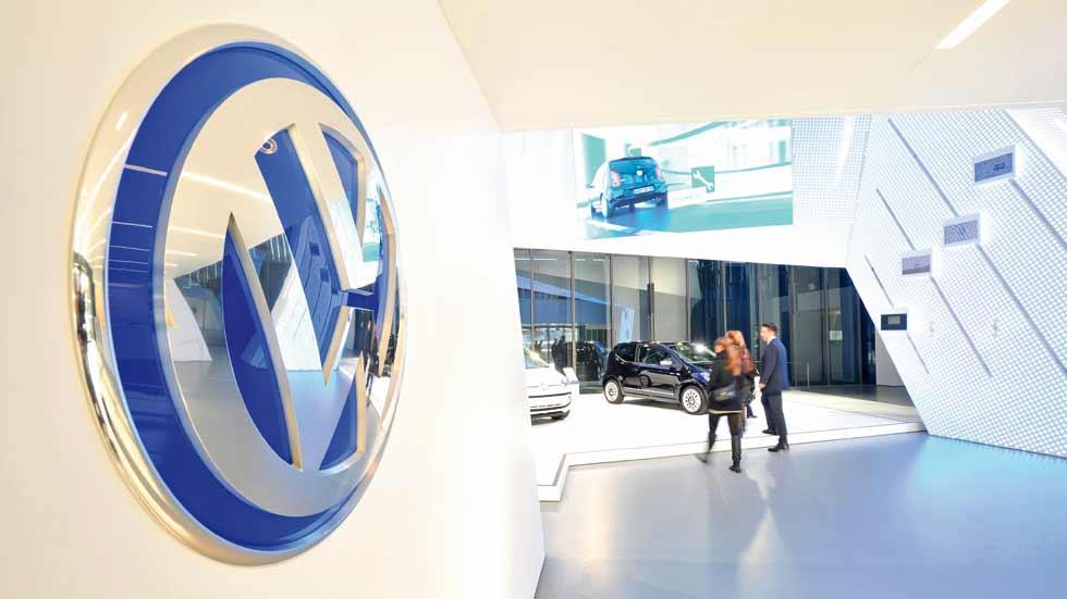 Escándalo Volkswagen de las emisiones: 60 euros a los talleres y ninguna indemnización