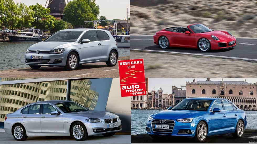 best cars 2016 elige los mejores coches para los lectores en alemania. Black Bedroom Furniture Sets. Home Design Ideas