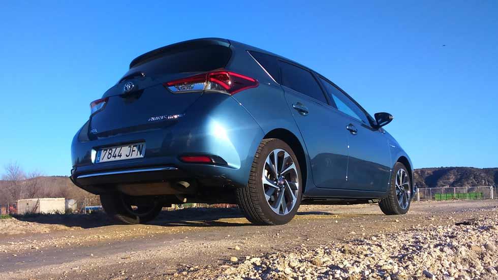 Segunda semana #EnRodaje con el Toyota Auris Hybrid. Vídeo-resumen