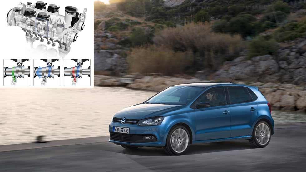 VW Polo y Seat Ibiza 1.4 TSI ACT, así funciona el motor de desconexión de cilindros