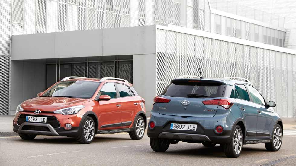 Hyundai i20 Active, de utilitario a crossover