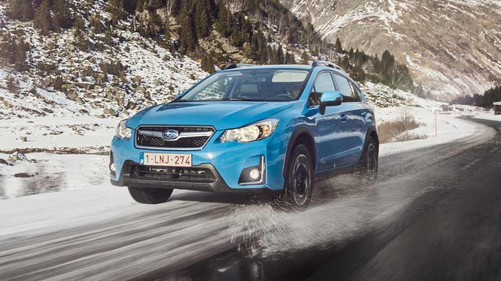 Subaru XV 2016: el SUV se renueva