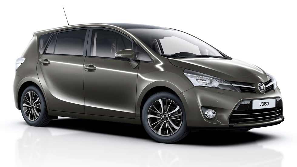 Toyota Verso 2016: motores y equipamiento renovados