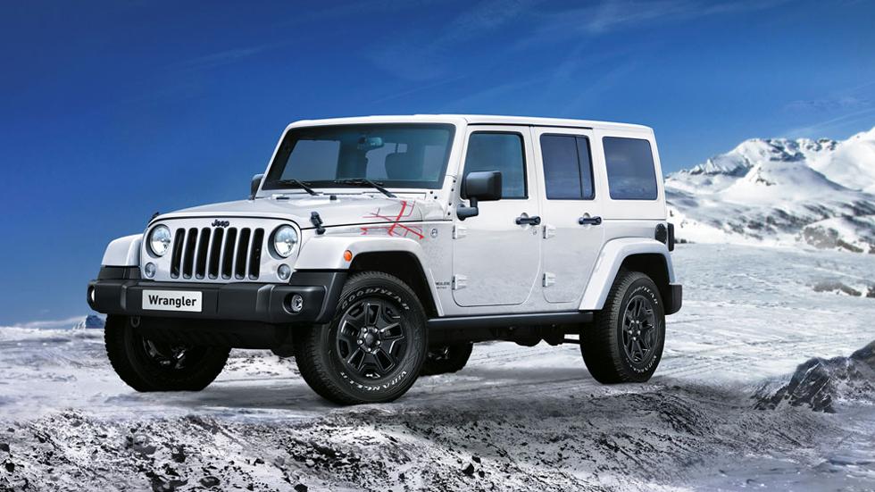 Jeep Wrangler Backcountry, nueva edición especial para el todoterreno