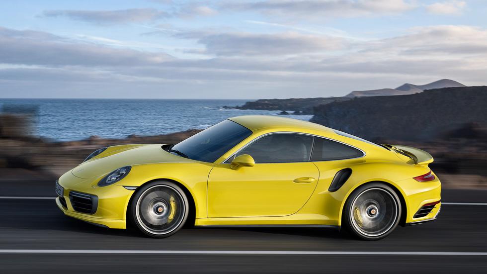 Porsche 911 Turbo 2016, simplemente brutal