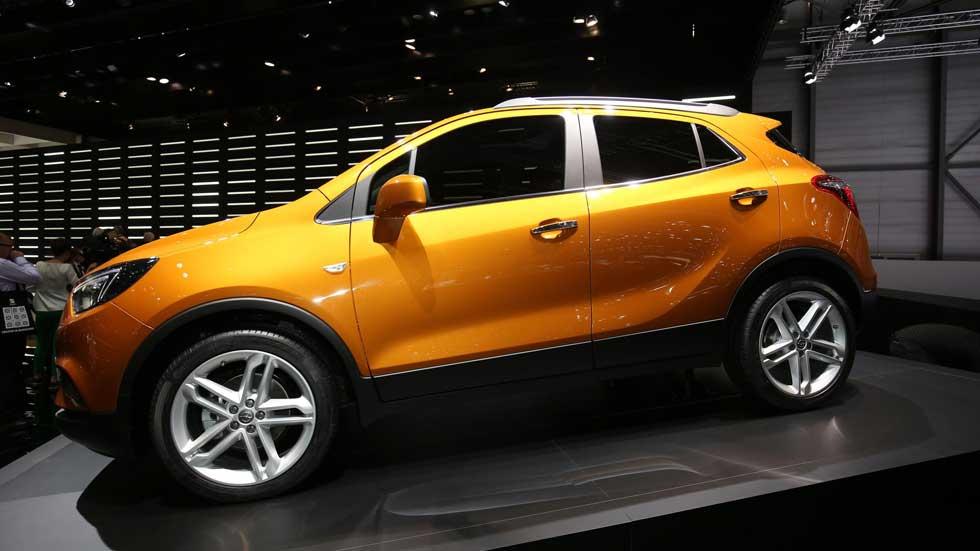 Opel Mokka X, el SUV se viste de robusto para Ginebra