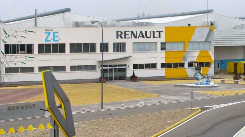 Renault propone a los trabajadores de Valladolid trabajar más horas