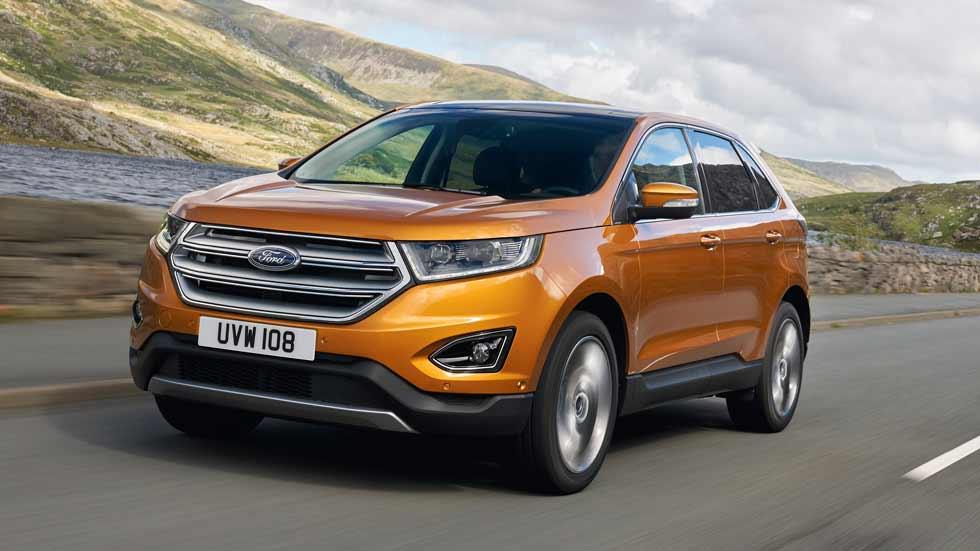 Ford Europa fija su objetivo en los SUV