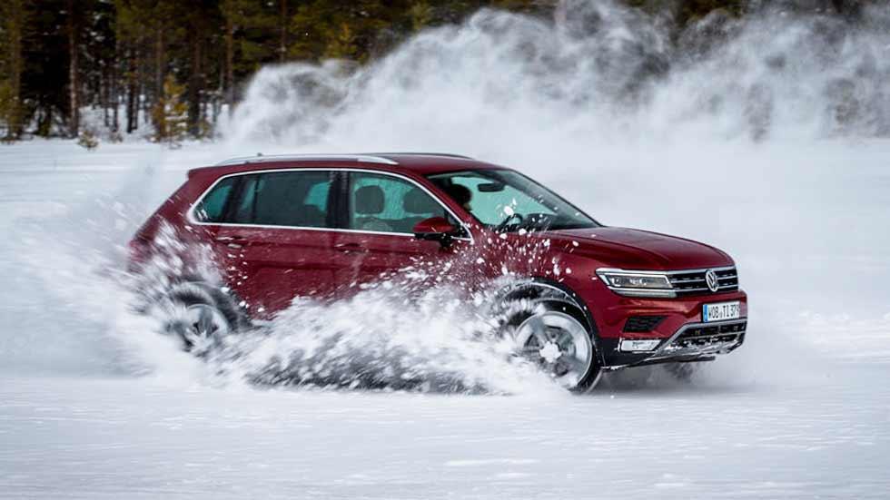 Nuevo Volkswagen Tiguan 2016: ¡ya lo hemos probado!