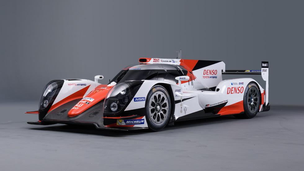 Mundial de Resistencia: Toyota TS050 Hybrid 2016, a por Le Mans