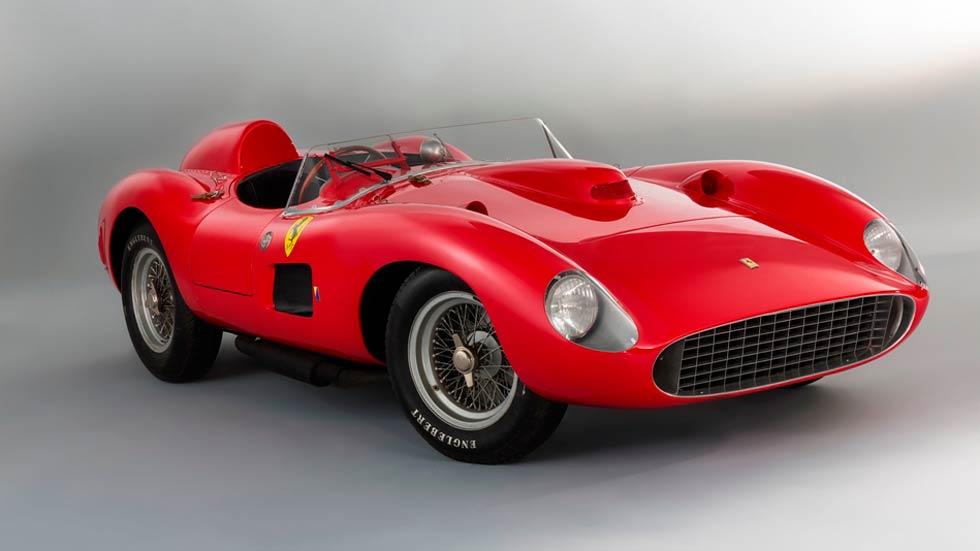 Ferrari 335 Sport Scaglietti de 1957: vendido por ¡32 millones de euros!