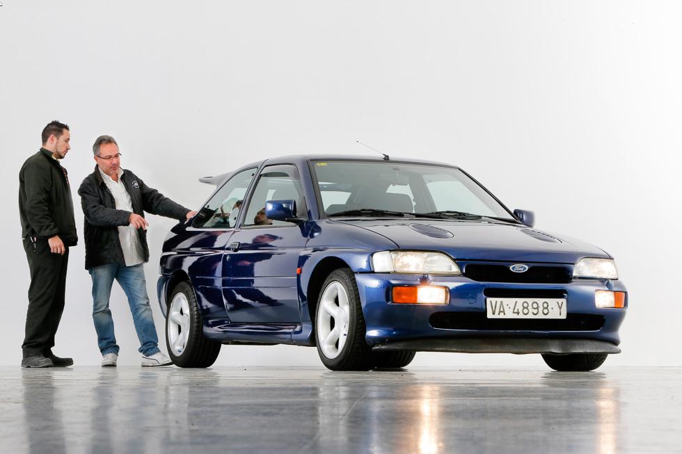 Ford Escort RS Cosworth (1992-1996), guía de compra
