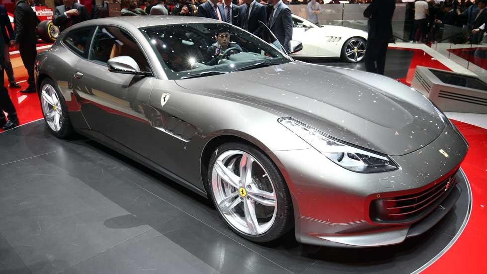 Ferrari GTC4Lusso: el súper deportivo de 4 plazas