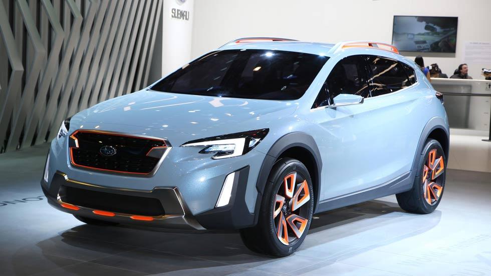 Subaru XV Concept, adelanto de la futura generación del SUV