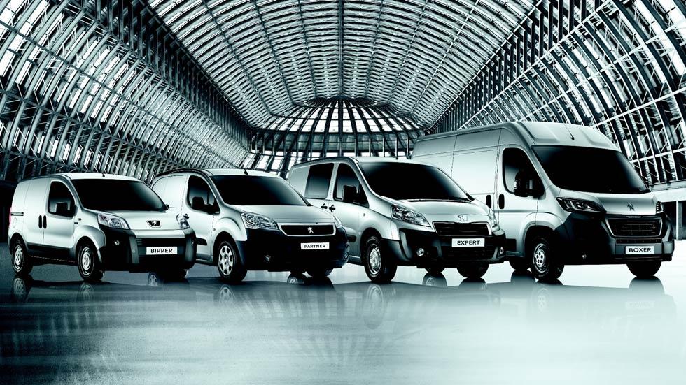 4 Días Peugeot Professional: una oferta completa de vehículos comerciales