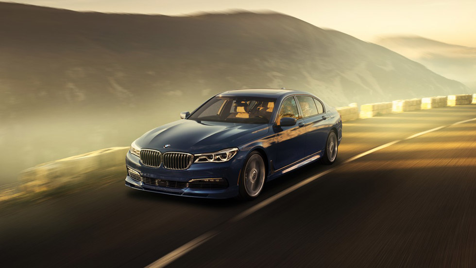 BMW Alpina B7 xDrive, un M7 enmascarado (vídeo)