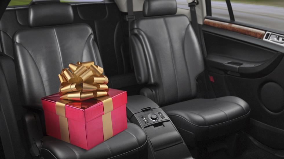 Regalos sobre coches y motor para el Día de los Enamorados