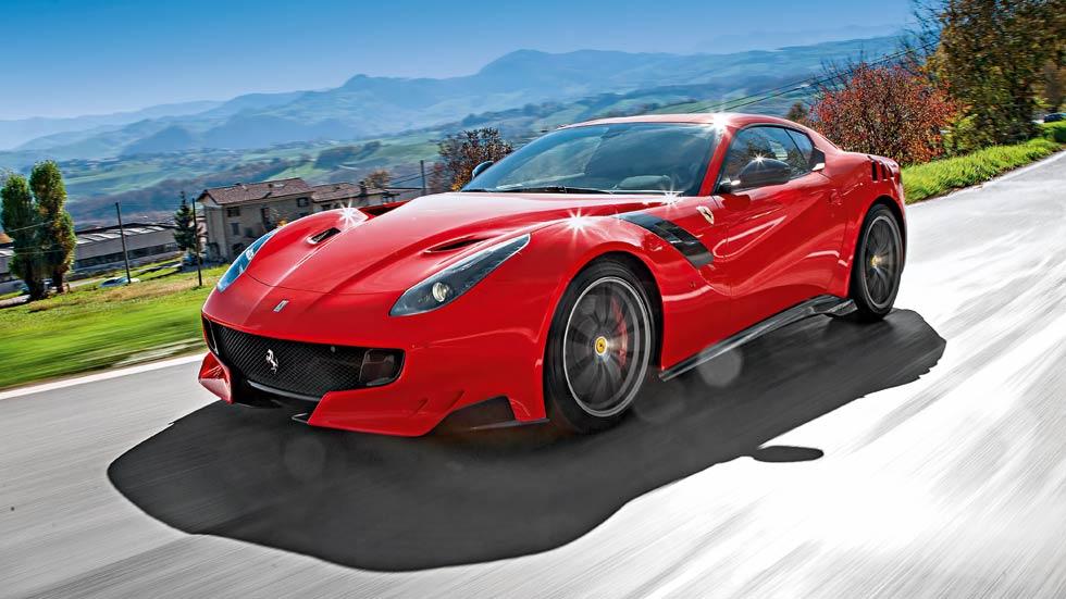 Ferrari F12 tdf, excursión inolvidable a 780 CV