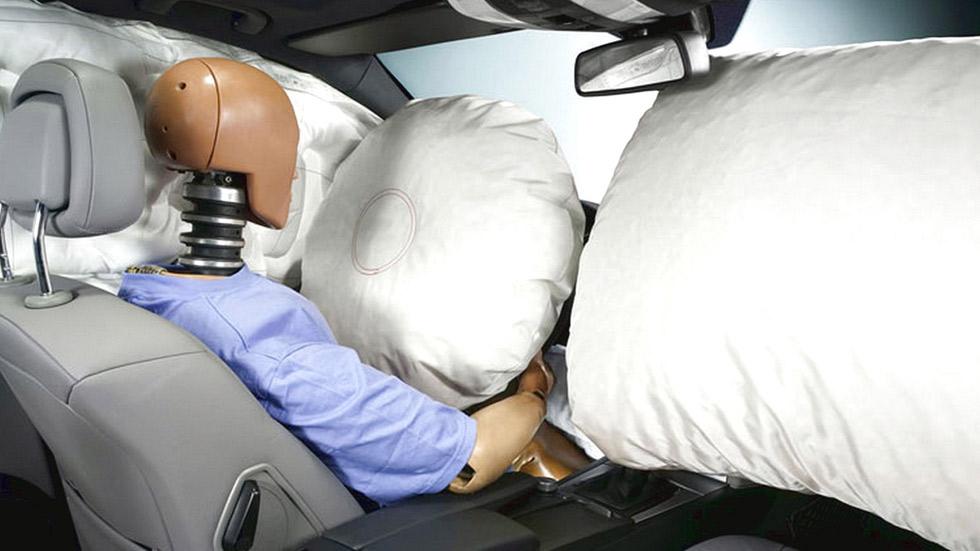 Llamada a revisión de Daimler por defectos en los airbags