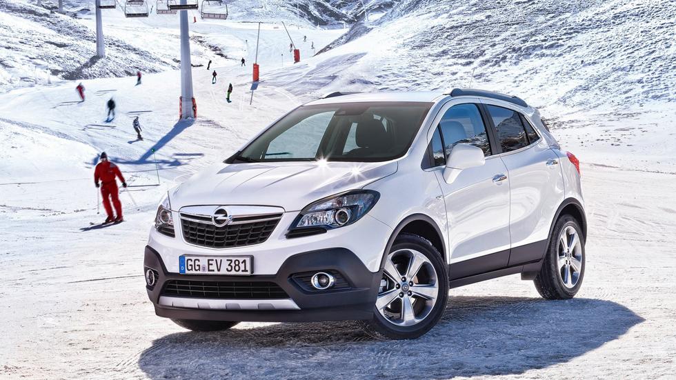 Opel Mokka 1.4 T 140 CV 4x2 Selective: el Mokka más barato