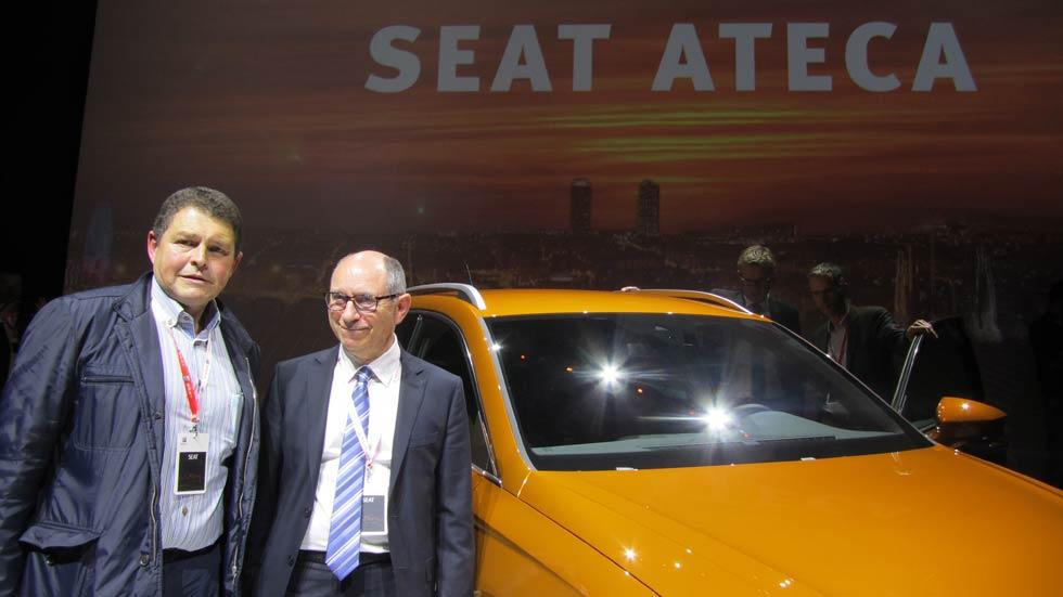 Seat Ateca: ¿y qué opina el alcalde de Ateca?