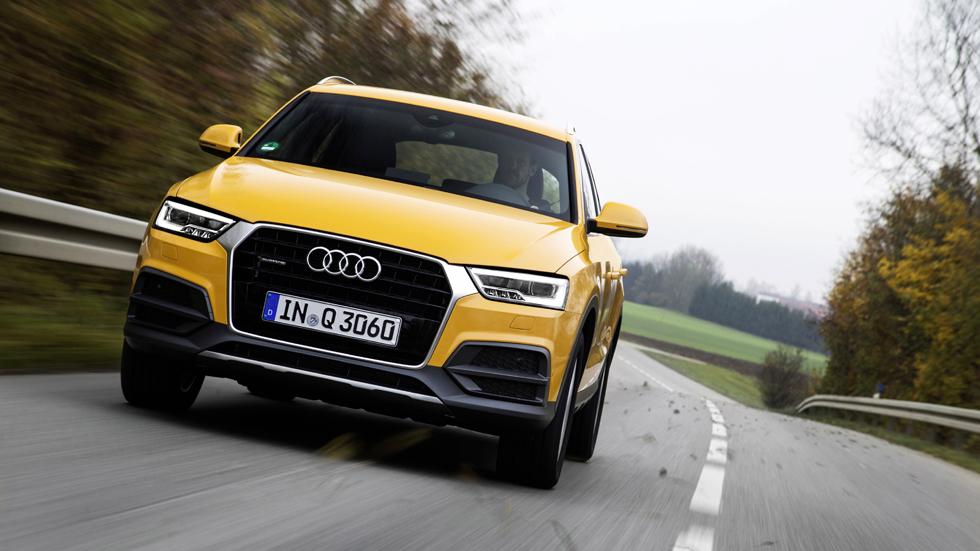 Audi Q3 y Audi Q5 2016: más equipamiento y mismo precio