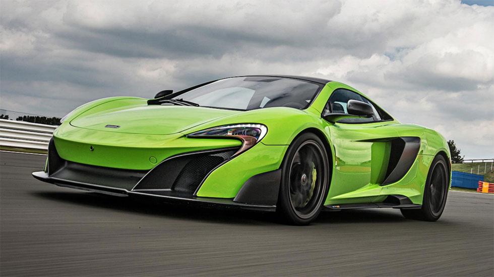 McLaren 688, posible nueva edición especial y limitada para Ginebra