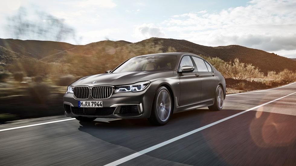 BMW M760Li xDrive, el BMW más potente del momento