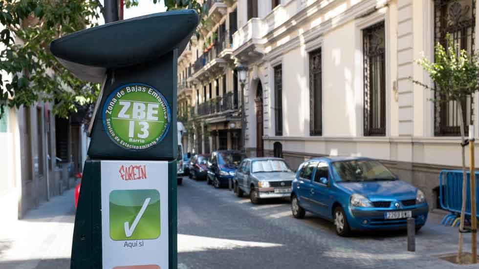 Madrid: aparcamientos disuasorios para menor circulación de coches en el centro