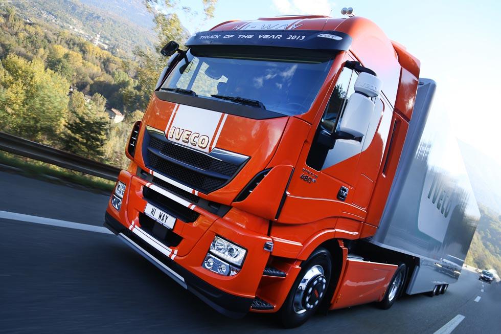 """Iveco Stralis, probamos el único camión """"Made in Spain"""""""