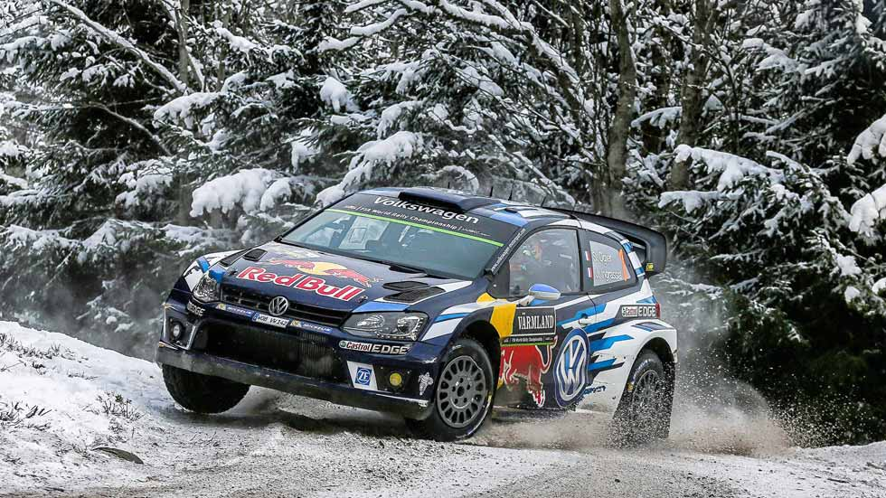 Mundial de Rallyes 2016: Ogier gana un descafeinado Rallye de Suecia, y más…