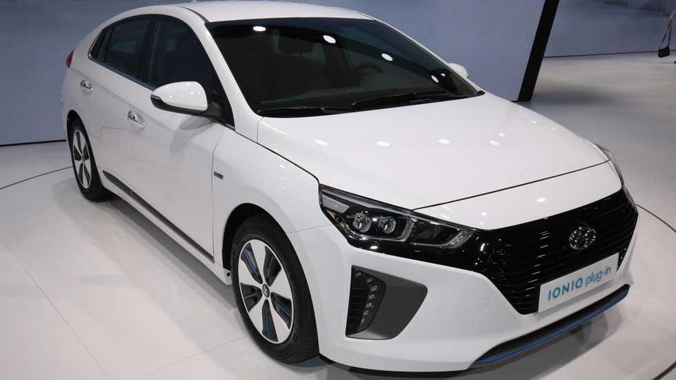 Hyundai IONIQ, el coche eléctrico, híbrido o híbrido enchufable