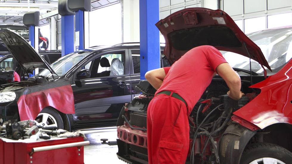 El coche en el taller: las averías más caras