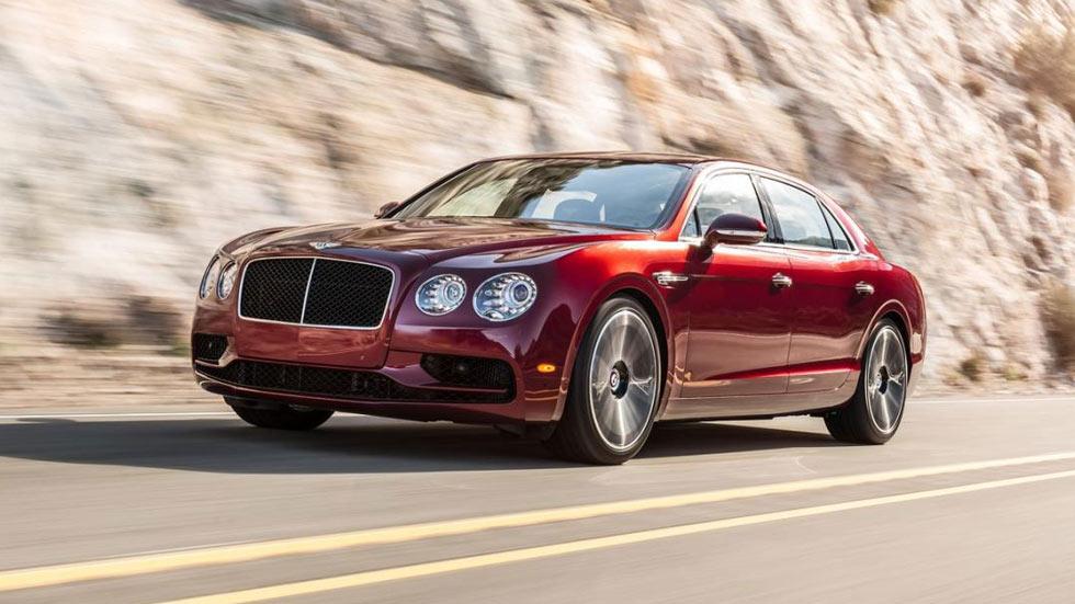 Bentley Flying Spur V8 S, hasta los 528 CV de potencia