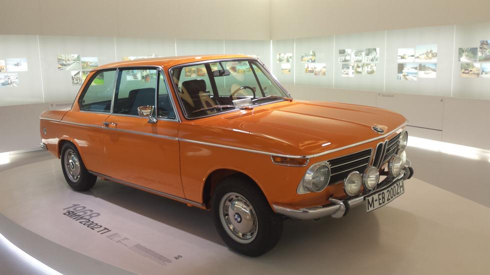 Museo BMW: 100 años de historia del motor