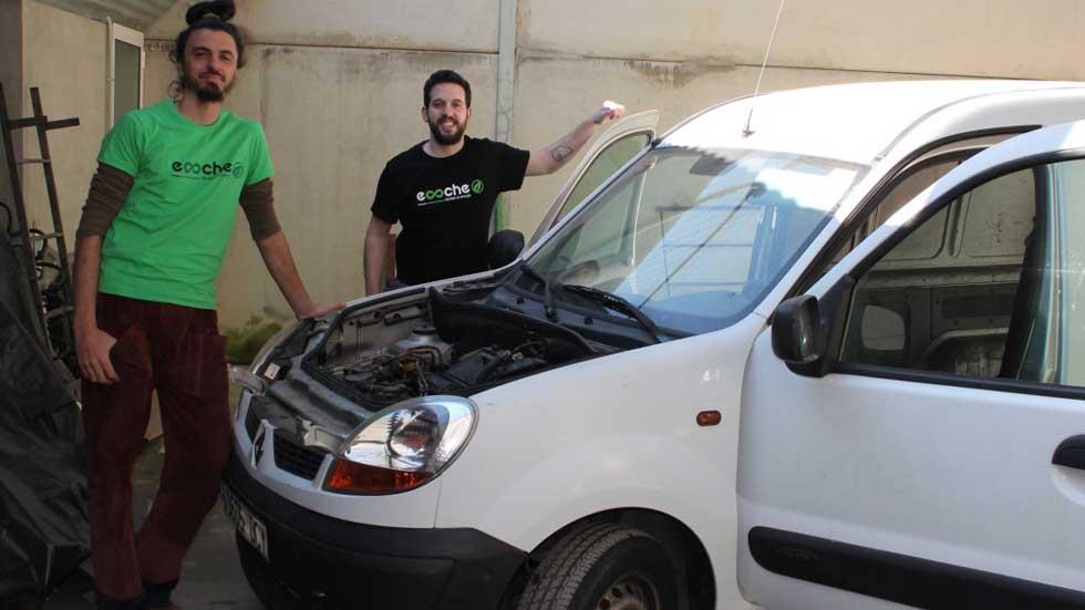 Ecoche: recicla tu coche usado transformándolo en coche eléctrico