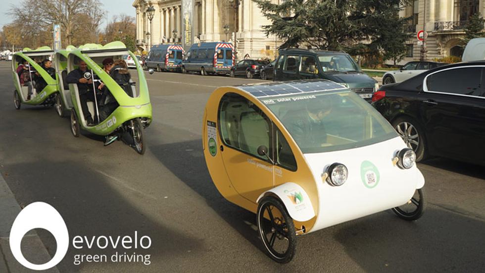 Evovelo Mö: un vehículo español entre coche y bicicleta