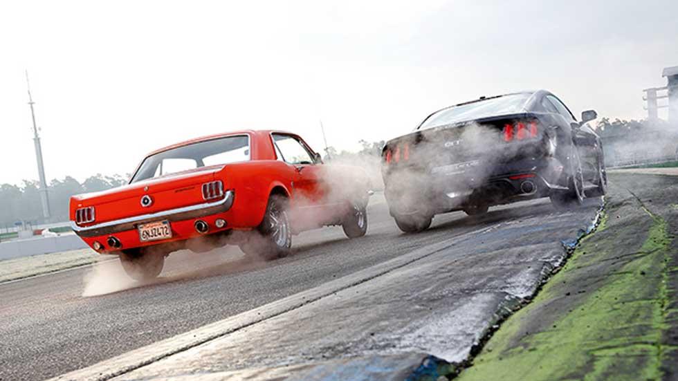 Ford Mustang 289 Hardtop y GT Fastback: historia viva