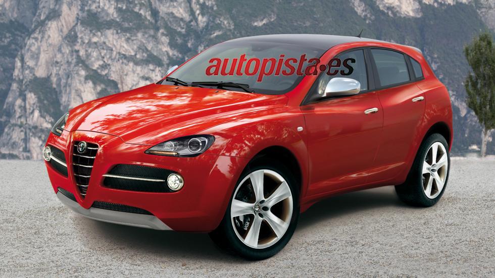 Alfa Romeo Stelvio: nombre del primer SUV de Alfa Romeo