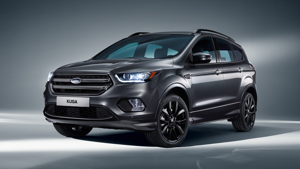 Ford Kuga 2016: mechanical, aesthetic and technological improvements