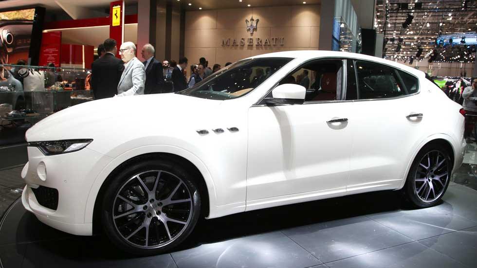 Maserati Levante, todos los secretos del SUV de Maserati