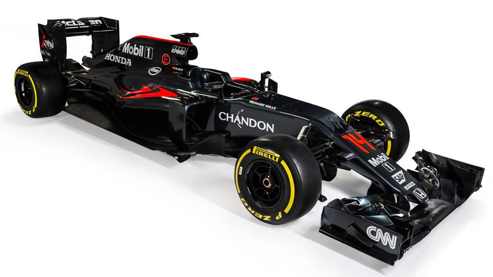 Fórmula 1 2016: los monoplazas para la nueva temporada