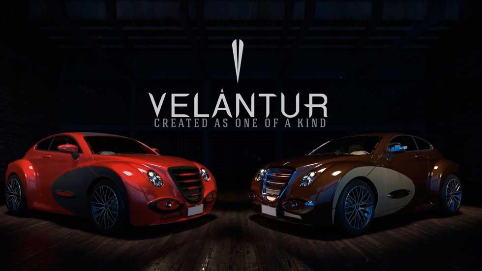 La marca española Velantur Cars lanzará en 2017 su primer coche eléctrico