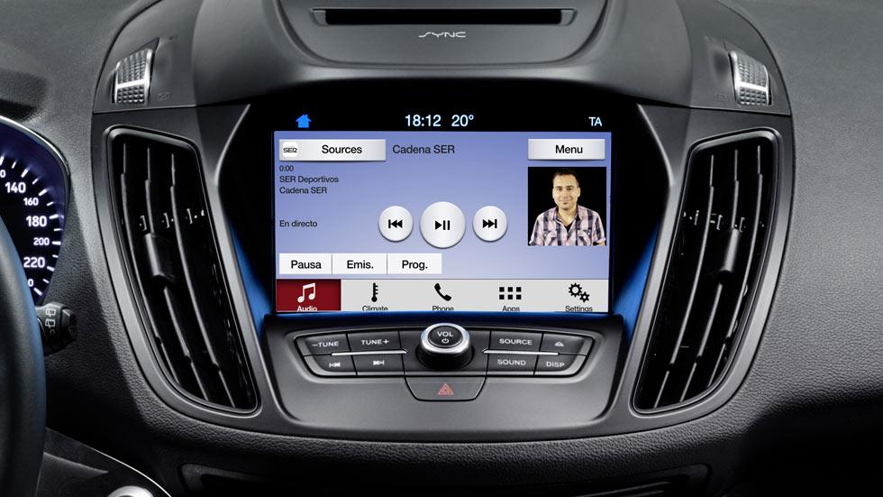 Sync 3, la revolución de la conectividad en Ford