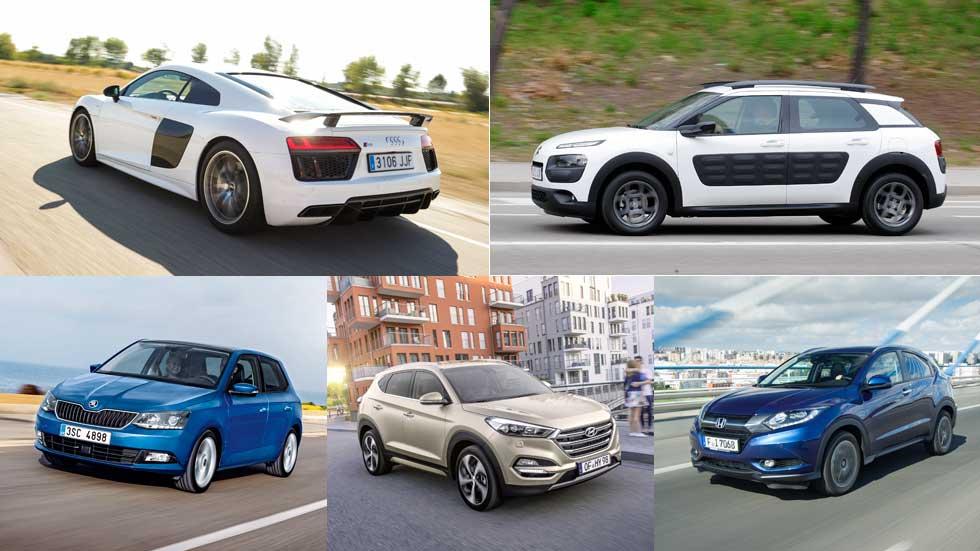 Premios Motorpress Ibérica 2016: nuestros mejores coches