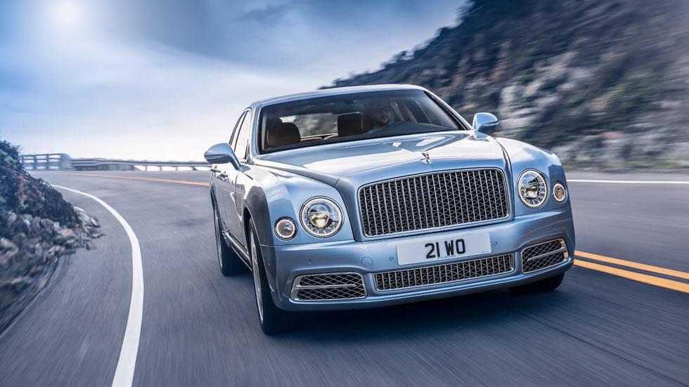 Bentley Mulsanne 2017, lujo y exquisitez renovadas