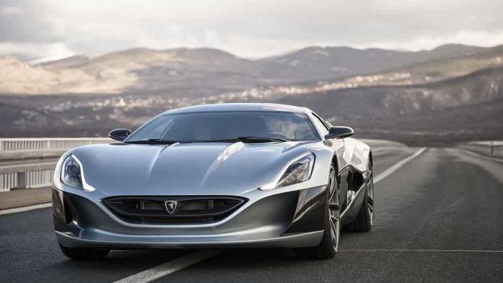 Rimac Concept One: un súper coche deportivo de más de 1.000 CV