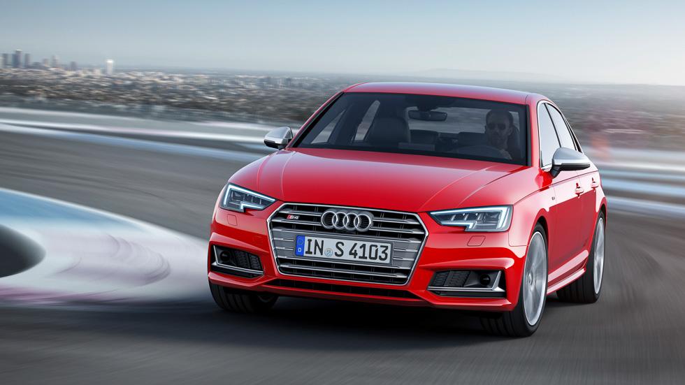 Audi S4 y S4 Avant 2016, un coche tan discreto como potente