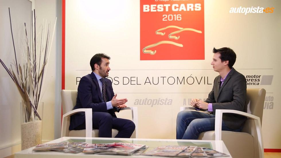 Entrevistamos a Juanma Castaño, presentador de Best Cars 2016 (vídeos)